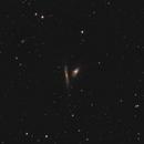 NGC4298 and NGC4302,                                Stan Smith