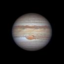 Jupiter and the GRS 2-Jun-19,                                Rouzbeh