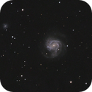 M61 Galaxy and Asteroid (59397) 1999 FT26,                    Ryan Betts