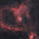 IC 1805 Heart Nebula - Rasa 8,                                brognoliste