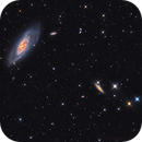 M106, NGC4217 and many galaxies,                                Thomas LELU