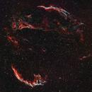 Veil Nebula,                                Francisco Bitto