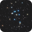 Beehive Cluster - Messier 44,                                Delberson