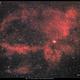 Sh2 157 The Lobster Claw Nebula 8/16/2015,                                rigel123