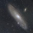 M31 2x3 mosaic,                                cguvn
