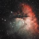 NGC 281 PacMan Nebula in HOO,                                Ryan Kinnett