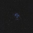 M45 : les Pléiades,                                Sylphe