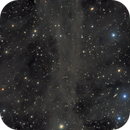 Dust Angel Nebula,                                Matteo Quadri