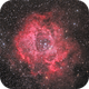 Rosette Nebula, NGC 2244,                                Paul May