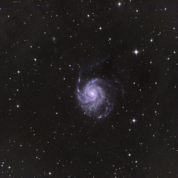 M101 en LRVB,                                pam-pg