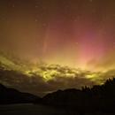Aurora borealis,                                AstroGG