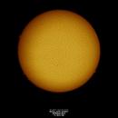 Solar Disc, HA, 11-30-2018,                                Martin (Marty) Wise