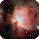 M42 The Orion Nebula and the Running Man,                                Giovanni Farina