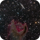 Help! The Cometary Globule CG4,                                Russ Carpenter