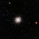 The Great Hercules Globular Cluster - Messier 13,                                Paul Hutchinson