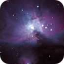 M42 - Single Frame -C11,                                TSquasar