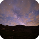 Sous les nuages de la voie lactée...,                                  guillau012