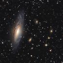 NGC 7331,                                Seymore Stars