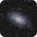 Messier 33,                                Alf Jacob Nilsen