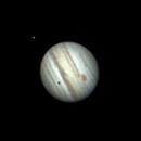 Jupiter with transit of Europa,                                IzaakC