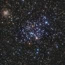 M35 & NGC2158 - RGB,                                Martin Dufour