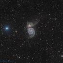 Messier 51 by RH305,                    Miles Zhou