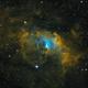 NGC 7635 - The Bubble Nebula (SHO),                                Stephen Porter