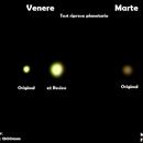 Venere e Marte, test riprese planetarie,                                Spock