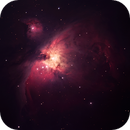 Orion Nebula 4 - LRGB,                                Kyle Hudak