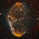 NGC6888 SHO Rev3,                                Peter Proulx