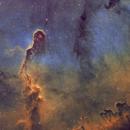 IC1396 - Elephant Trunk Nebula,                                dheilman