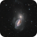 NGC 3226 and 3227 (Arp 94) with long tidal tail,                                Vlad Onoprienko