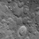 Moon - Tycho and vicinity,                                Paul Ricker