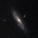 M 31,                                Alexandra
