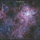 NGC 2070 - tarântula nebulae,                                Maicon Germiniani