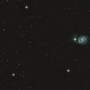 M51 - crop,                                Florian Drews
