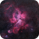 Eta Carinae from Australia,                                Jeff Ball