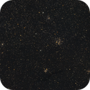 Cassiopeia's Star Clusters,                                Arno Rottal