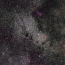 Sagittarius Star Cloud,                                cafuego