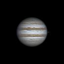 Jupiter and Io (14 may 2015, 21:11, UTC+3),                                Star Hunter