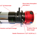 Equipment for High Resolution Planetary Imaging & Animations (with the Celestron C11 XLT and Color-CMOS-camera),                                Bernhard Suntinger