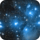 M45 - The Pleiades,                    Bernhard Zimmermann