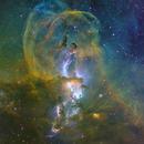 NGC 3579 & 3603 (SHO),                                Miles Zhou
