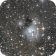 Small Cluster Nebula - NGC7129,                                Csere Mihaly