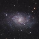M33, Triangulum Galaxy,                                James