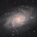 M33 Triangulum Galaxy,                                  Jarrett Trezzo