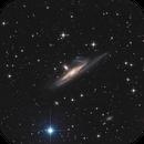 NGC1532, The Woomera Galaxy in Eridanus,                                TWFowler