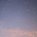 Sky shot and visible Andromeda,                                Qwiati