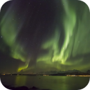 Tromso aurora (15.03.18),                    simon harding