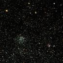 M52 et voisinage,                                Doublegui